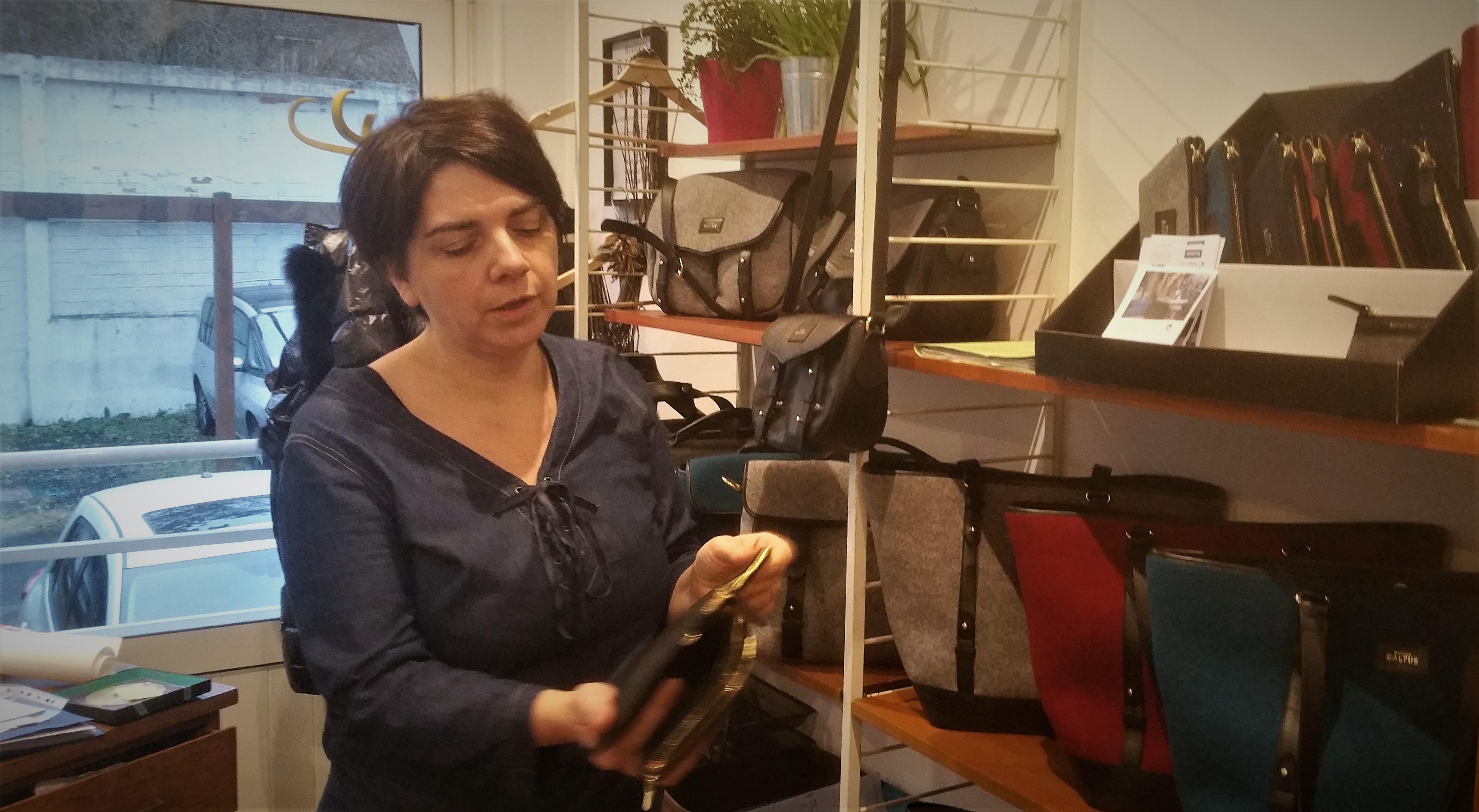 Christine Alexis Atelier Baltus