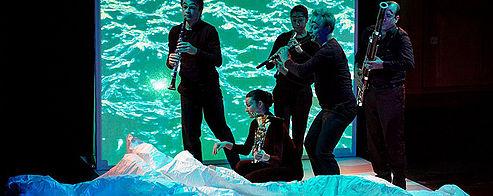Hommage scénique au peintre Fragonard  au Perreux-sur-Marne