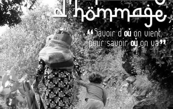 Tahar Hallaf  rend hommage aux Chibanis à Ivry-sur-Seine