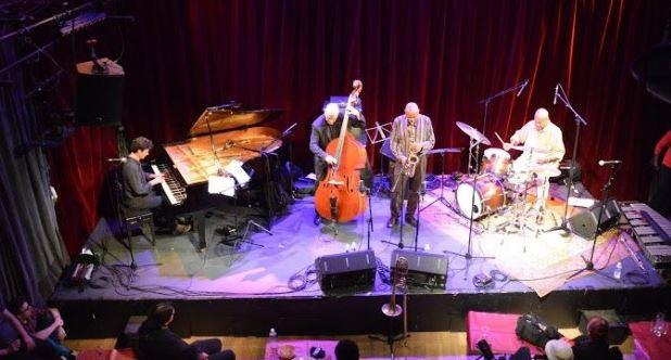 Jazz: Jobic Le Masson Trio et Steve Potts en concert à Fontenay-sous-Bois