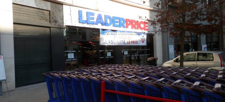 A Limeil-Brévannes, le Leader Price a ouvert aux Temps Durables