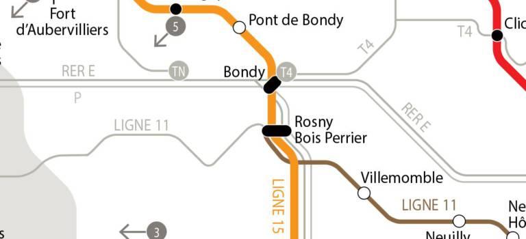 La remise en question du tracé de la ligne 15 Est du Grand Paris Express suscite la polémique au Stif