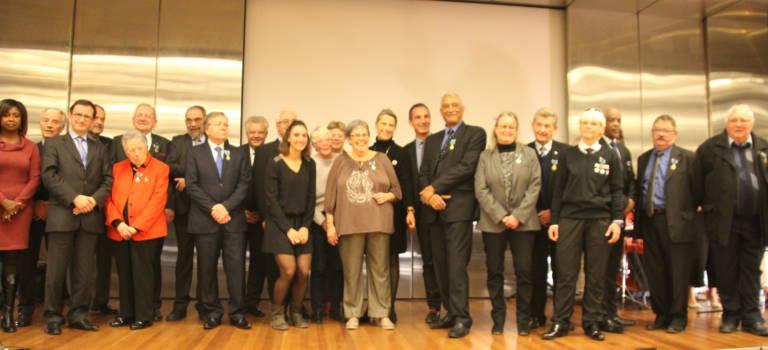 120 Val-de-Marnais médaillés pour leur engagement associatif