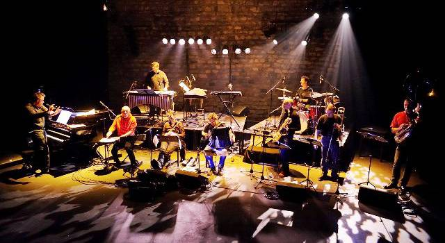 Jean-Marie Machado et son orchestre au Perreux-sur-Marne