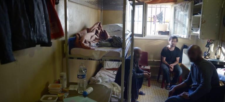 La surpopulation à la prison de Fresnes au Conseil d'Etat ce mercredi