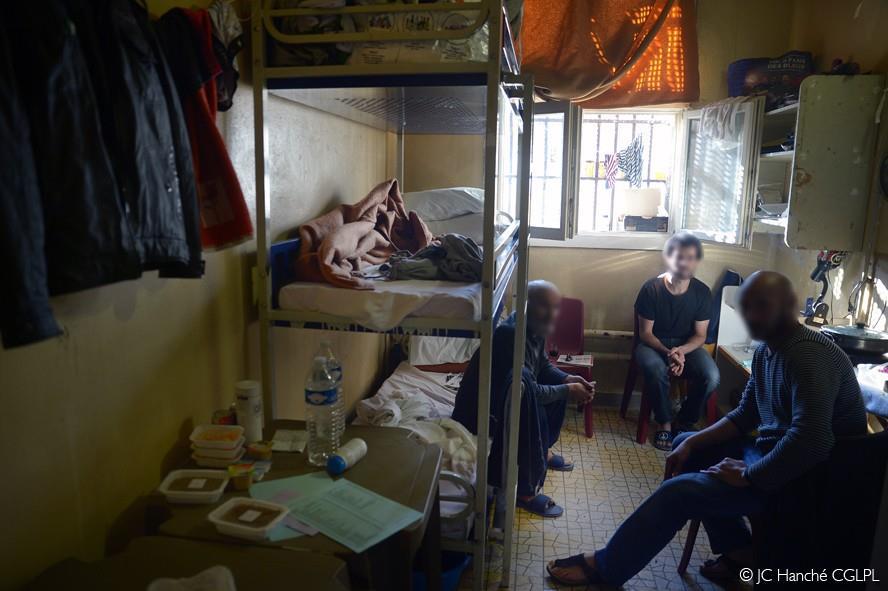Prison de Fresnes Octobre 2016 Photo JC Hanche pour la CGLPL