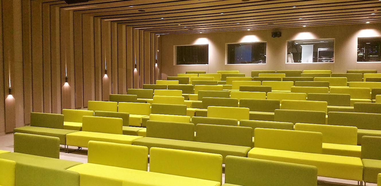 Societe Generale Fontenay-sous-Bois 10 auditorium