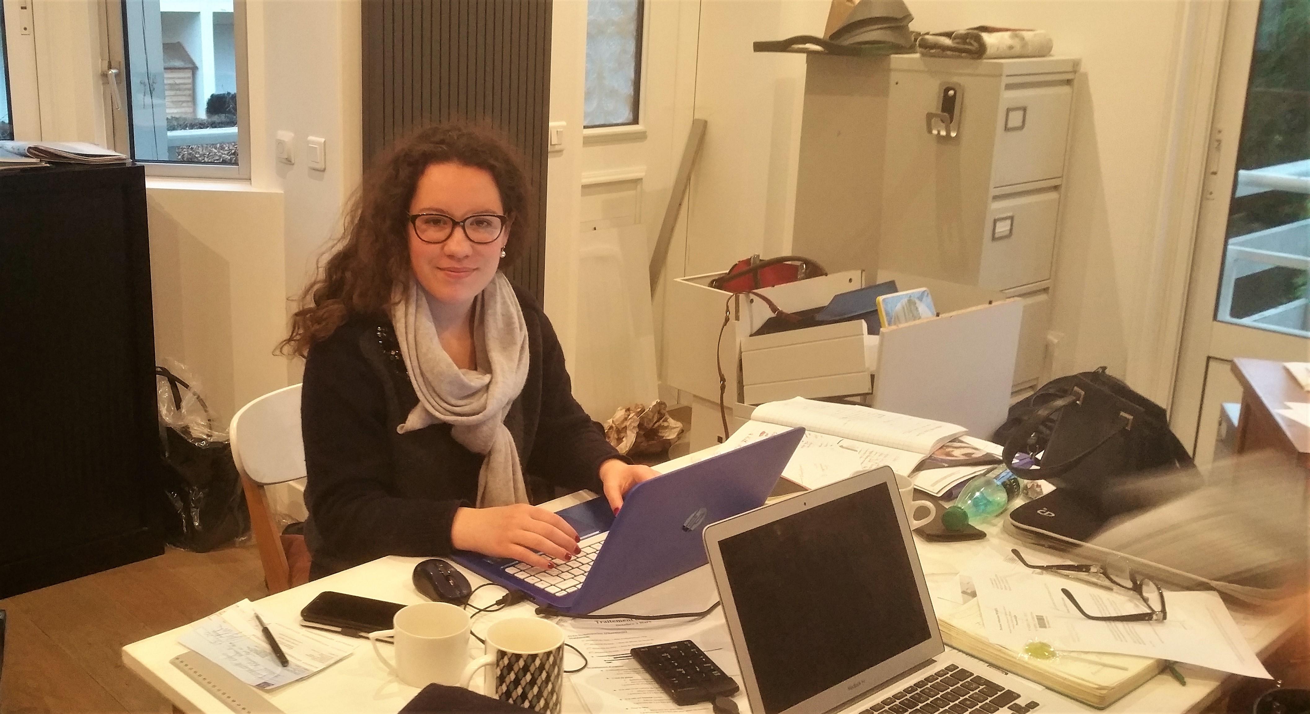 Sophie Albo Atelier Baltus