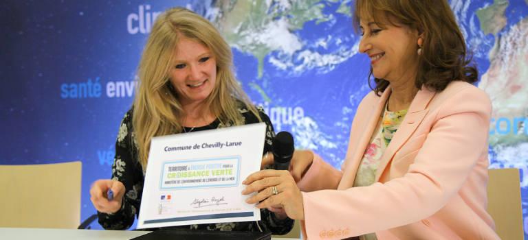 500 000 euros pour Chevilly-Larue, reconnu territoire à énergie positive