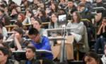 Report des examens à l'université de Créteil
