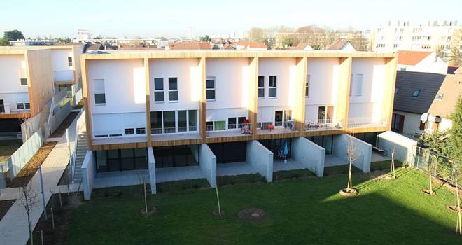 Nouveaux logements inaugurés à Ivry-sur-Seine et Chevilly-Larue