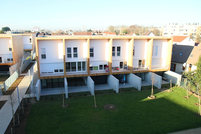 Nouveaux logements inaugur s ivry sur seine et chevilly - Garage anatole france villeneuve saint georges ...