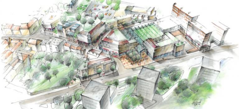 Sucy-en-Brie va s'attaquer à la rénovation de son centre-ville et du bourg ancien