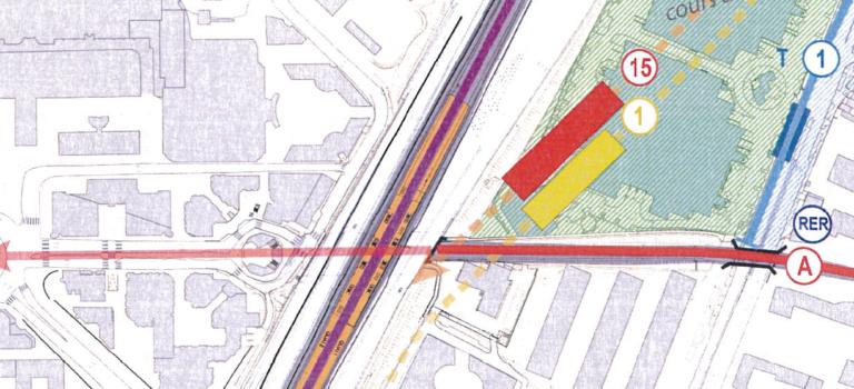 Feu vert pour la future gare de Val-de-Fontenay