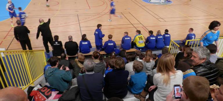 Le handball val-de-marnais mise sur la formation de ses jeunes