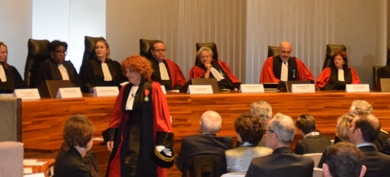 Justice en Val-de-Marne: la nouvelle procureure Laure Beccuau esquisse sa politique pénale