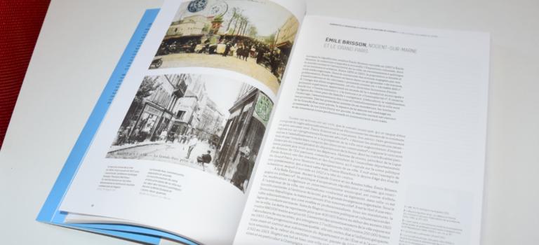 200 pages sur l'histoire politique et urbaine de Nogent-sur-Marne