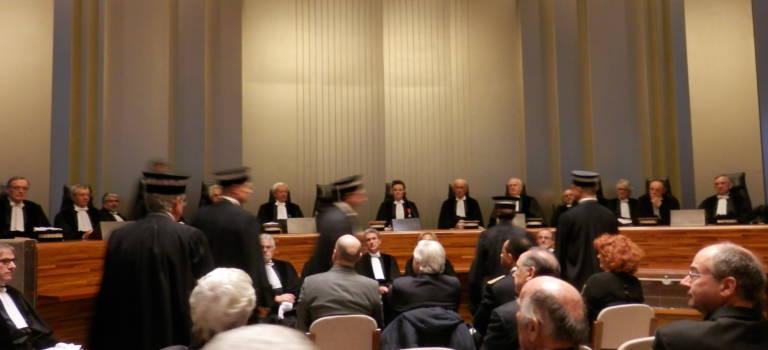 Tribunal de commerce: un premier gros dossier transféré à Bobigny