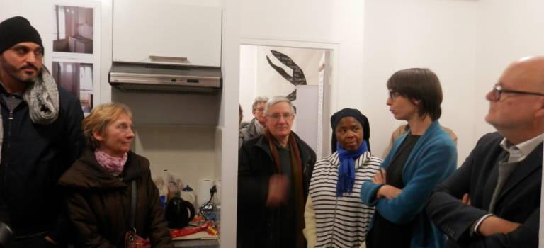 SNL inaugure un nouveau logement passerelle à Villeneuve-Saint-Georges