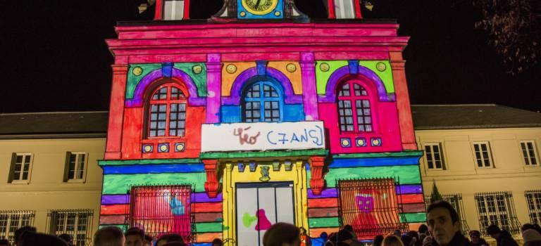 Derniers jours pour admirer les illuminations participatives de Bry-sur-Marne