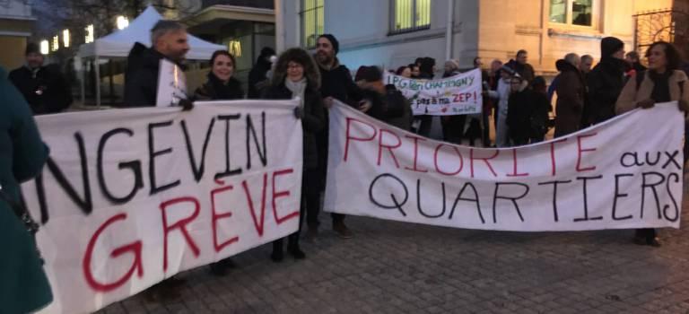 Les lycées d'ex-Zep ont donné de la voix à Champigny-sur-Marne