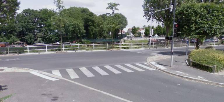 Chute automobile mortelle dans la Marne à Maisons-Alfort