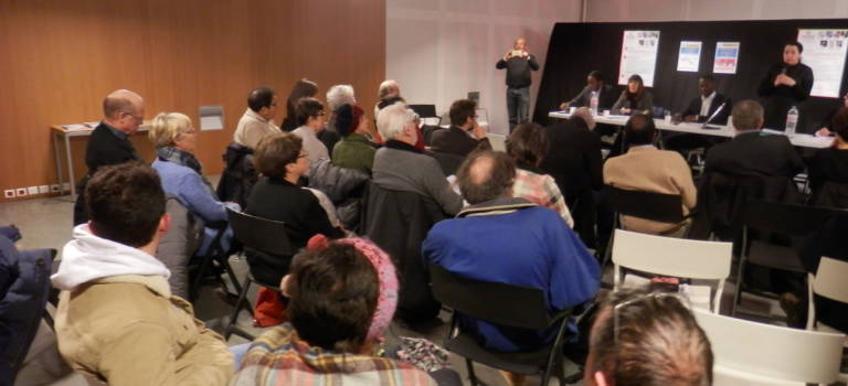 Après un premier débat local, les militants PS restent indécis