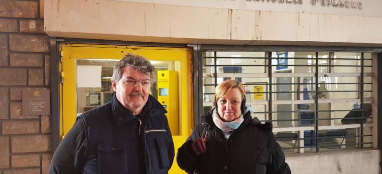 A Villeneuve-Saint-Georges, le conseil citoyen du quartier nord défend la présence symbolique de La Poste