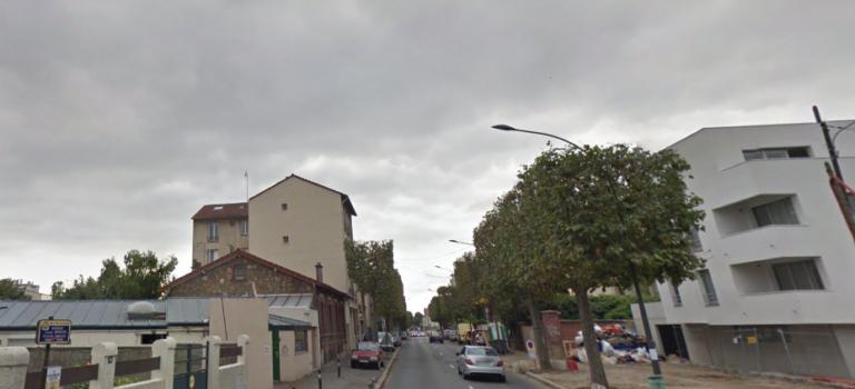 Deux mois de travaux pour rénover le trottoir de l'avenue Aragon à Villejuif