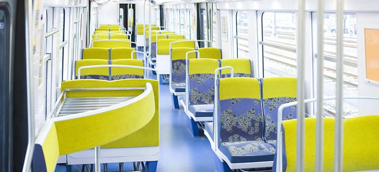 Alstom va rénover une quarantaine de rames du RER B