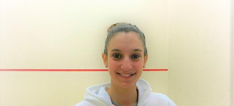 Rencontre avec Camille Serme, squasheuse cristolienne sur le toit du monde