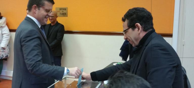 Luc Carvounas rejoint l'équipe de campagne de Benoit Hamon