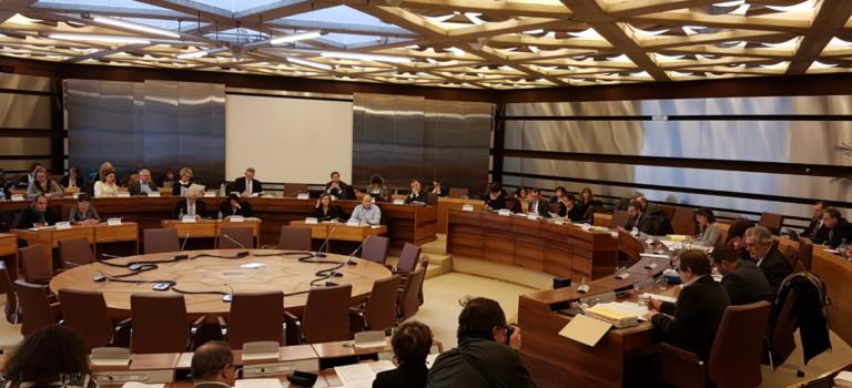 Le budget du Val-de-Marne voté dans une ambiance tendue à gauche