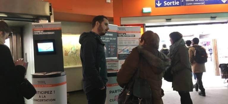 Accidents passagers à Val-de-Fontenay: la ministre répond à la sénatrice Procaccia