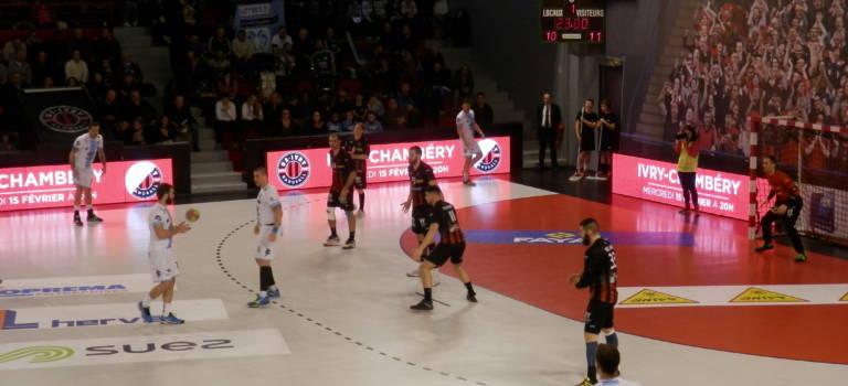 Derby de handball, Créteil repart vainqueur d'Ivry-sur-Seine