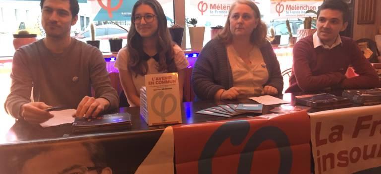 Les insoumis dans les starting-blocks dans les 5e et 6e circos du Val-de-Marne
