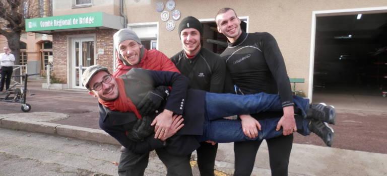 Sportif paralympique, le rameur Antoine Jesel se raconte