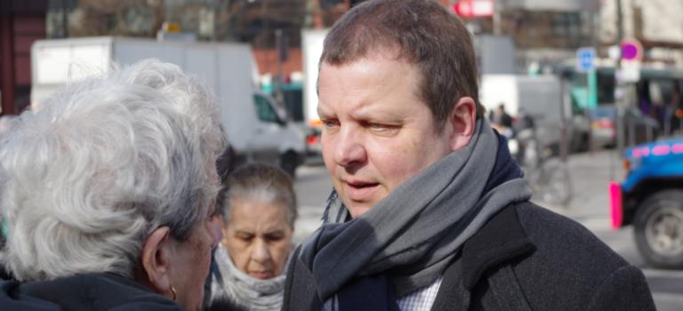 Duel PCF-MRC dans la 10ème, Pascal Savoldelli répond à Jean-Luc Laurent