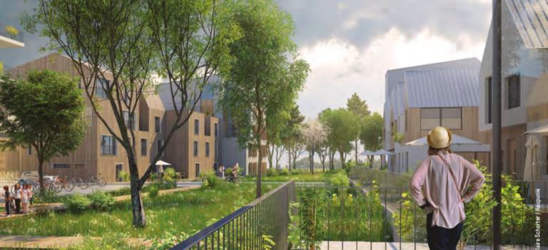 Valophis construira 88 logements sociaux dans le projet Montjean de Rungis