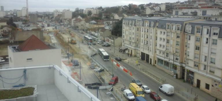 Avec la zac Rouget de Lisle, la RD5 poursuit sa mue en boulevard urbain