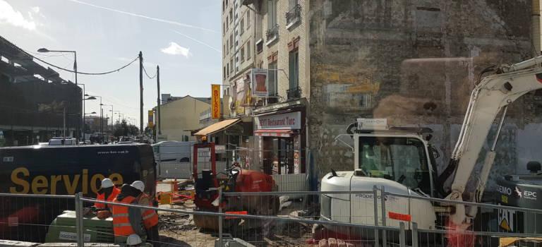 Les kilomètres de chantier du Grand Paris Express en Val-de-Marne
