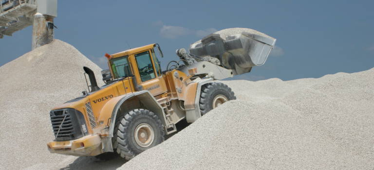 A Rungis, Cemex fibre son ciment avec de la cellulose recyclable