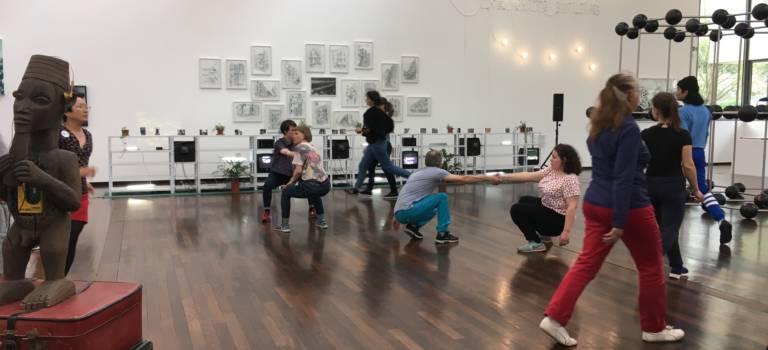 Cette semaine, rendez-vous à Vitry-sur-Seine pour danser au MacVal