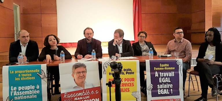 Eclatement du Front de Gauche aux législatives : le PCF répond par le terrain