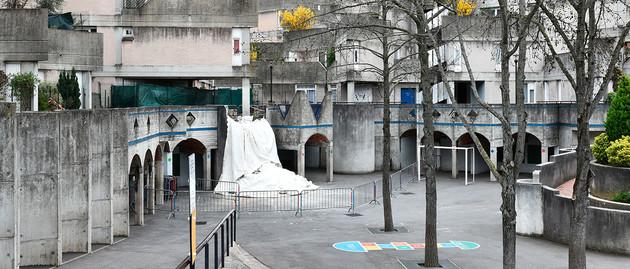 Eboulement à l'école Einstein d'Ivry-sur-Seine : un diagnostic récent n'avait rien laissé présager