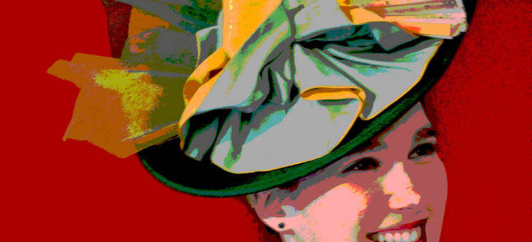 Les chapeaux de Sylvie Laroche en exposition à Cachan