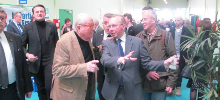 Extrême droite et catholiques intégristes ont fait la fête à Rungis