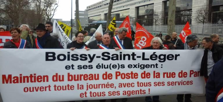 7,5% des bureaux de Poste du Val-de-Marne ont fermé en 18 mois