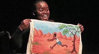 Madesu Magique : conte africain à Fontenay-sous-Bois