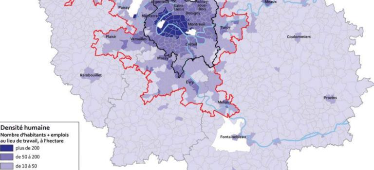 La Métropole du Grand Paris risque-t-elle de créer une nouvelle frontière avec la grande couronne ?